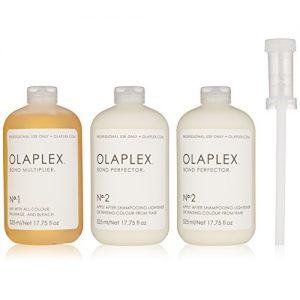 اولاپلکس (OLAPLEX) تقویت کننده مو در زمان دکلره و رنگ مو