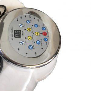 دکمه های دستگاه مایکرومیست کراتین 3 لایت