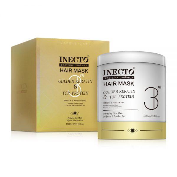 ماسک مو ارگانیک اینکتو (Inecto Hair Mask)
