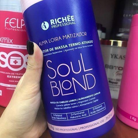 بلوندر ریچی (Soul Blond Richee)