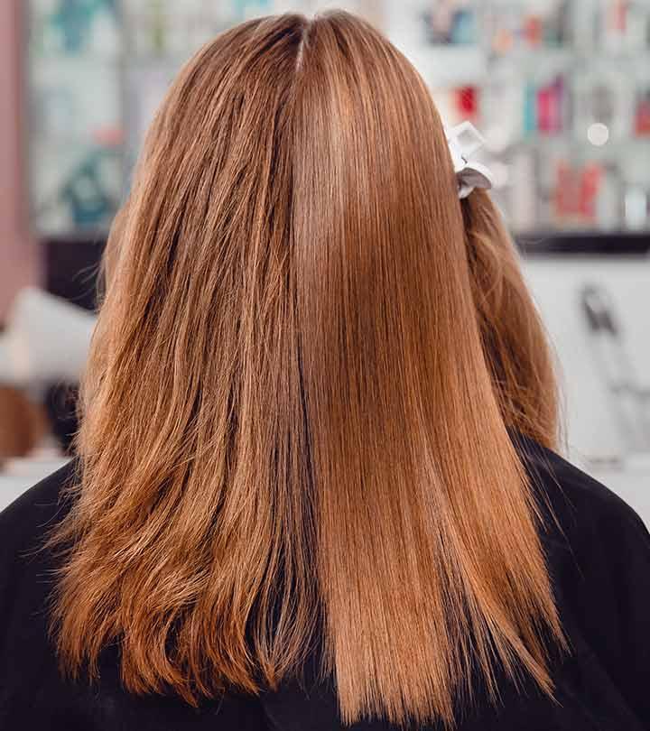 تقویت مو بعد از کراتینه کردن