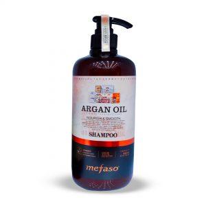 شامپو آرگان مفاسو Mefaso argan oil 880ml