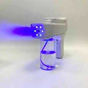 اشعه ابی دستگاه نانو استیم پرتابل (بیسیم)