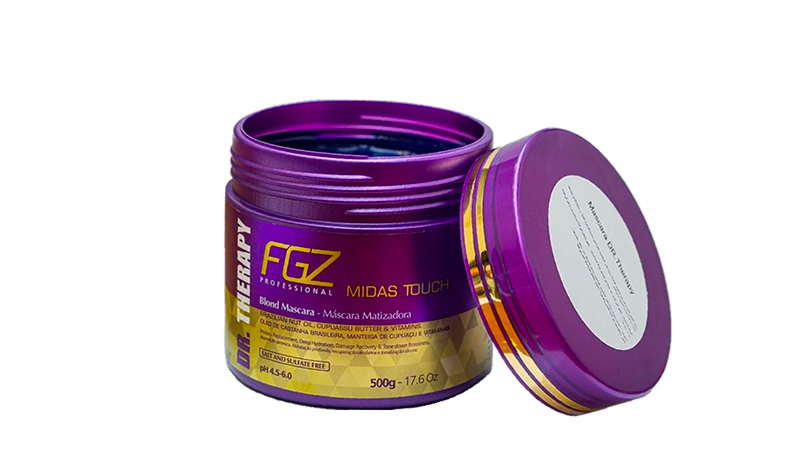 خرید ماسک مخصوص موهای بلوند FGZ