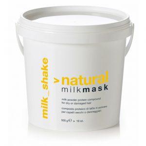 ماسک مو پروتئین پودری میلک شیک ۵۰۰ میلی لیتر